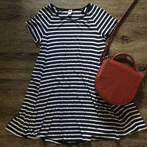 EUC striped sundress
